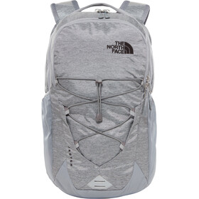The North Face Jester Mochila, mid grey dark heather/tnf black